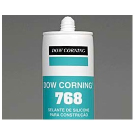 SELLADOR 768 NEUTRO 300 CC TRANSPARENTE DOW CORNING