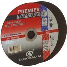 DISCO DE CORTE PREMIER PREMIUM  177,8 X 1,6 X 22,2