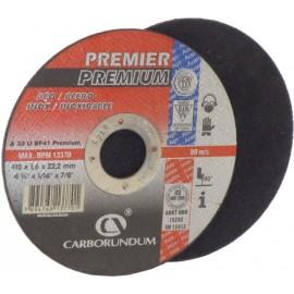 DISCO DE CORTE PREMIER PREMIUM 114,3 X 1,2 X 22,2