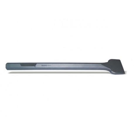 CINCEL PALA 1 1/8´´ HEXAG 580x80 mm