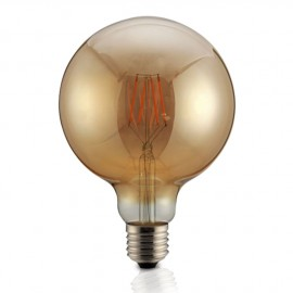 LAMPARA GLOBO FILAMENTO LED 8W SMD 3000K