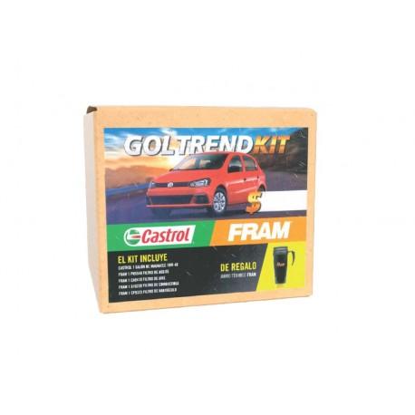 Combo GOL TREND aceite filtro + jarro termico de regalo