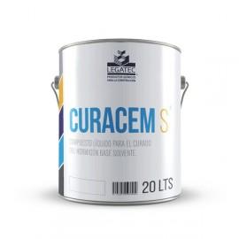 CURACEM S 20 LTS MEMBRANA DE CURADO DE HORMIGON