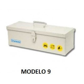 CAJA METALICA MODELO 9
