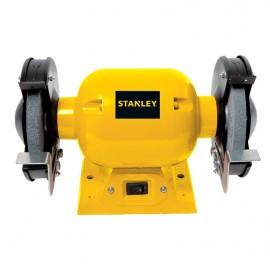 Amoladora de Banco 152mm 1/2 HP 2 discos Stanley STGB3715AR