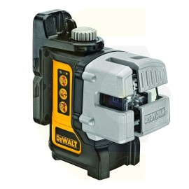 Nivel láser autonivelable alcance 30 mts. Dewalt DW089K-BR