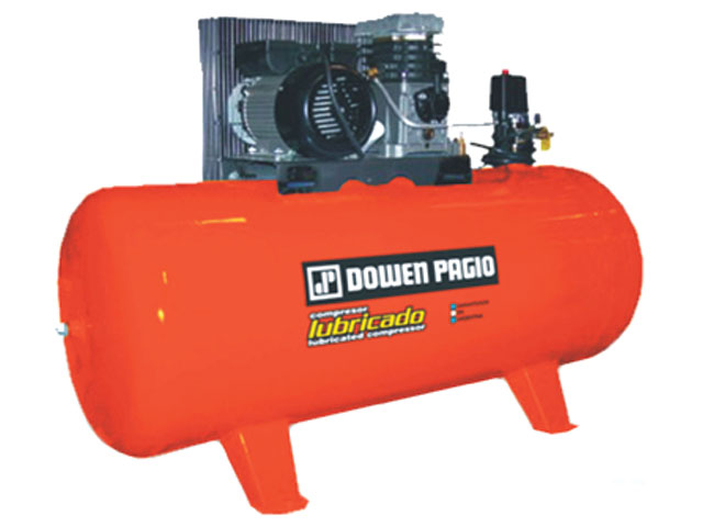 COMPRESOR AIRE 200 LTS 3 HP -CCA3-200-3P - TRIFASICO