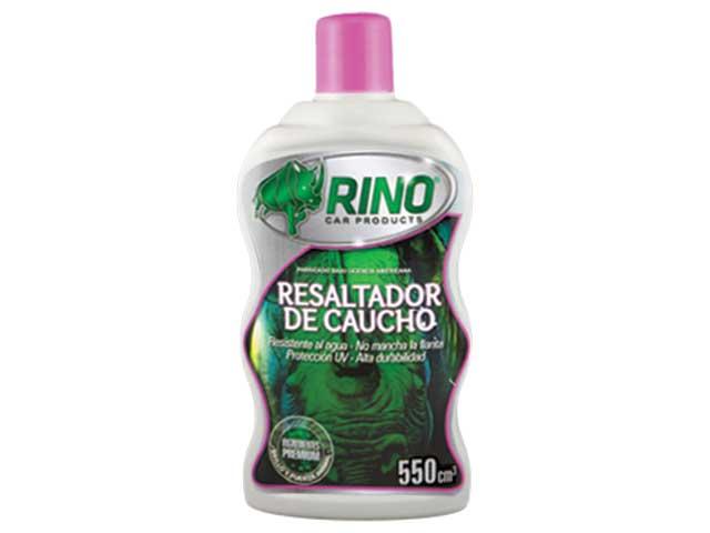 RESALTADOR DE CAUCHO BRILLOSO x 550cc