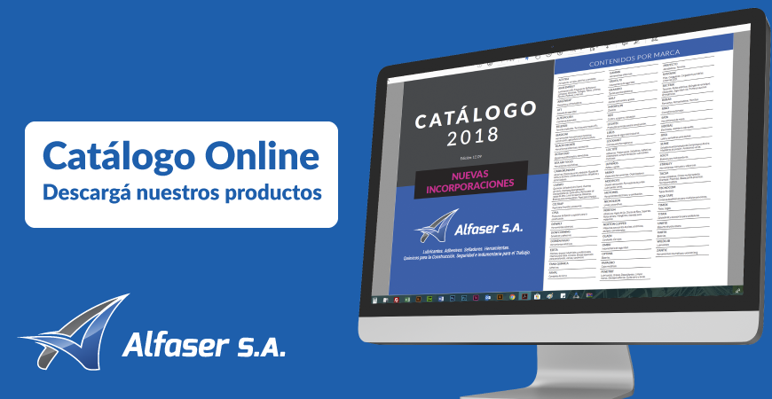 Descargá el catalogo